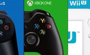 PS4, Xbox, Wii U