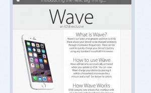 wave hoax